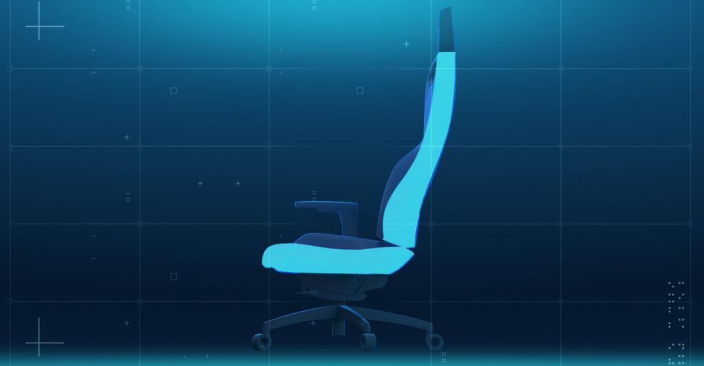 Beim RECARO EXO Gaming Seat zählt neben der richtigen Stoffauswahl auch der Reibwert um ein optimales Spielerlebnis zu unterstützen.