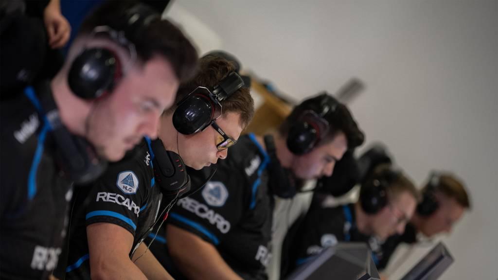 Das eSport-Team No Limit Gaming wird von RECARO unterstützt.